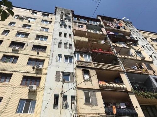 Corpses of 2 young men found in Batumi
