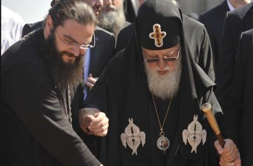 Ilia II may arrive in Borjomi gorge