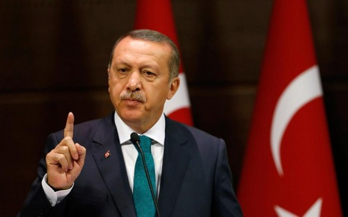 Turkey's Erdogan says German leaders are enemies