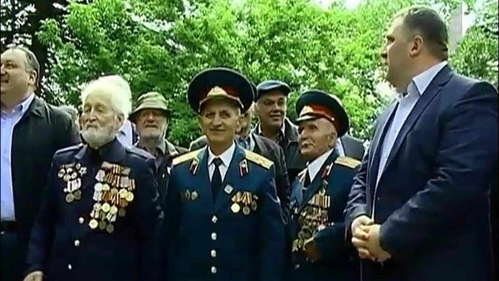 გერმანიაში ტყვედ ჩავარდნილი ყოფილი საბჭოთა ჯარისკაცები ერთჯერად კომპენსაციას მიიღებენ