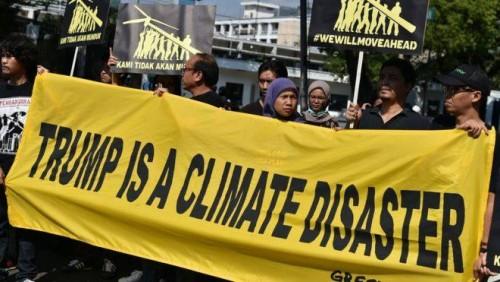 აშშ-მა პარიზის კლიმატის ცვლილების შეთანხმებიდან გასვლის პროცედურა დაიწყო