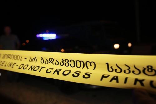 ბახმაროში ავტომობილი ფეხით მოსიარულეს დაეჯახა - მამაკაცი ადგილზე დაიღუპა