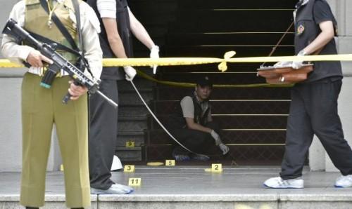 სამურაის ხმლით შეიარაღებული მამაკაცი ტაივანის პრეზიდენტის სასახლეში შეჭრას ცდილობდა