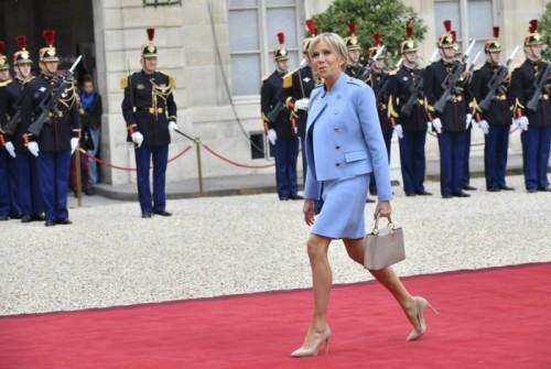 საფრანგეთის პირველი ლედის წინააღმდეგ პეტიცია მომზადდა