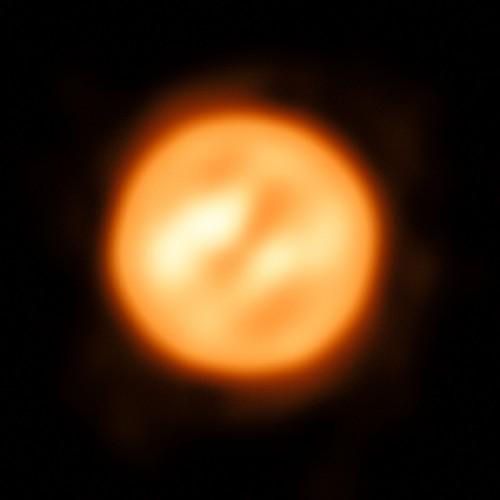 მზის გარდა, ასტრონომებმა უპრეცედენტო დეტალებში სხვა ვარსკვლავიც გადაიღეს - პირველად ისტორიაში