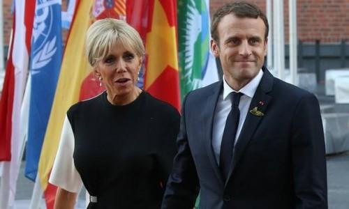 საფრანგეთის პრეზიდენტი მეუღლეს პირველი ლედის ოფიციალურ სტატუსს სთავზობს