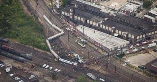 პენსილვანიის შტატში მატარებლების შეჯახების შედეგად 33 ადამიანი დაშავდა