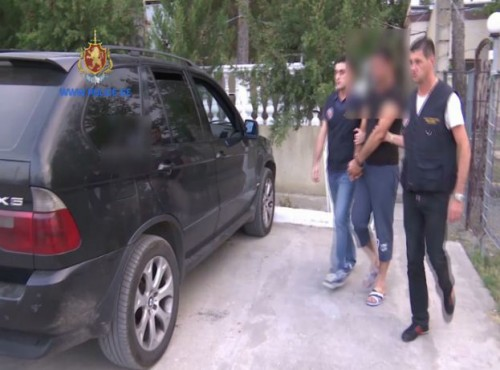 One person detained on drug crime in Rustavi