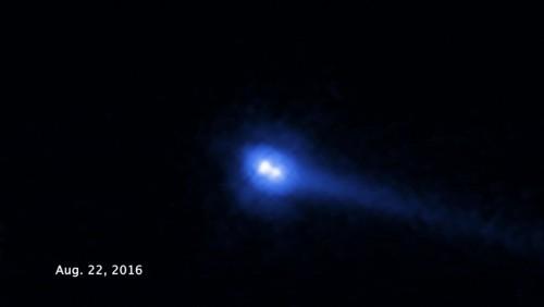 ჰაბლმა მზის სისტემაში უნიკალური ტიპის ობიექტი აღმოაჩინა