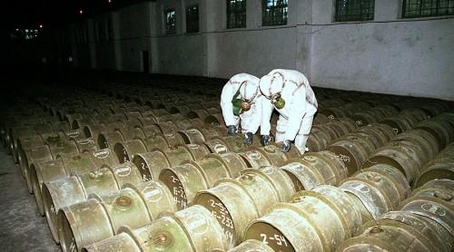 რუსეთმა ურალში, უდმურტეთის რესპუბლიკის სოფელ კიზნერში მდებარე ქიმიური იარაღის საწარმოებელი ქარხანა და ქიმიური არსენალი გაანადგურა