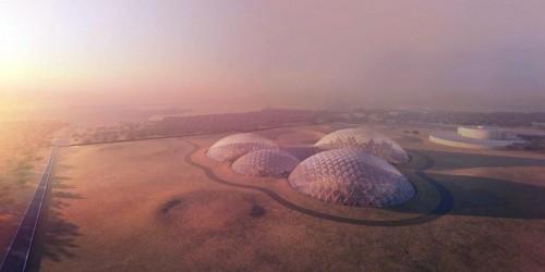 """""""მარსის რბოლაში"""" არაბთა გაერთიანებული საამიროები ერთვება - არაბები უზარმაზარ მარსულ ქალაქს გააშენებენ"""