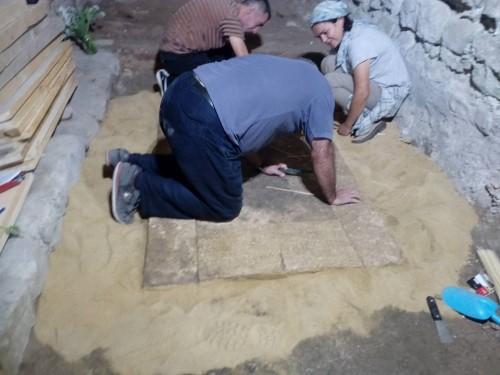 ნათლისმცემლის სახელობის სამონასტრო კომპლექსის ტერიტორიაზე აღმოჩენილ სამარხზე არქეოლოგიური კვლევის სამუშაოები დაიწყება