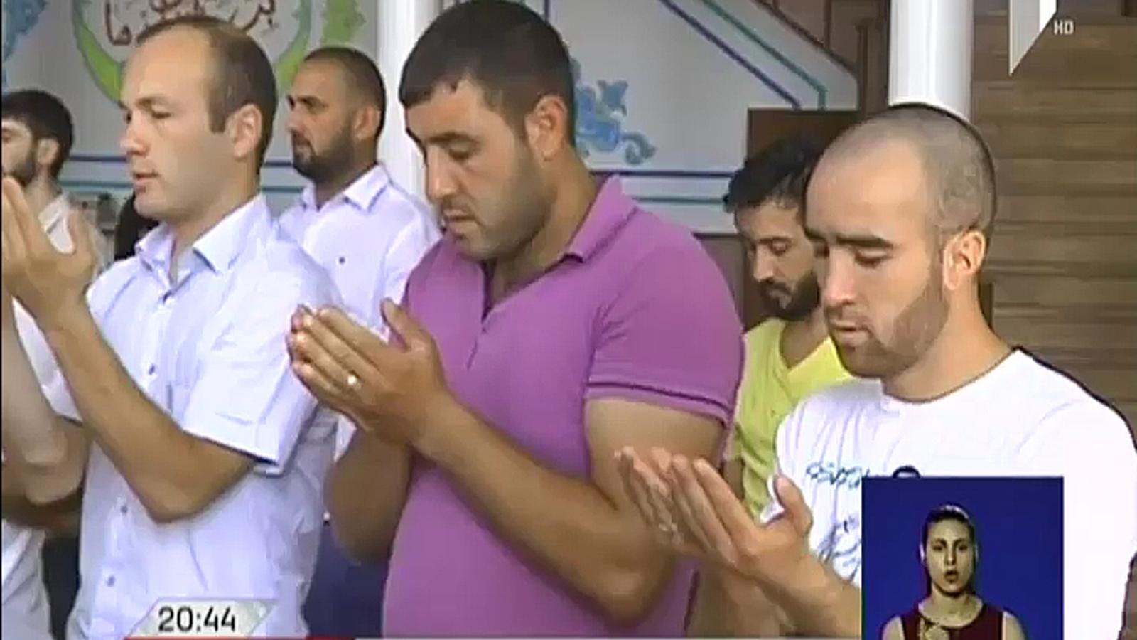 ქართველი მუსლიმები ყურბან ბაირამს აღნიშნავენ - მეჩეთებში სადღესასწაულო ლოცვა აღევლინა