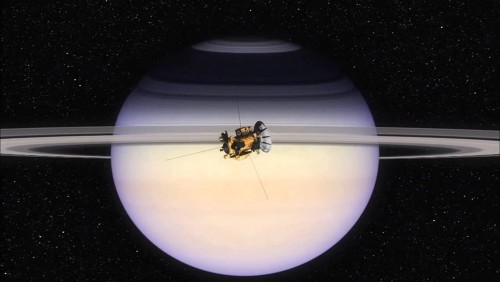 კასინის აღსასრულამდე რამდენიმე დღე რჩება - 15 სექტემბერს, NASA-ს ხომალდი სატურნის ღრუბლებში დაიწვება