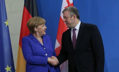 Georgian PM to meet with German Chancellor
