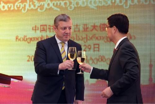 გიორგი კვირიკაშვილი - საქართველოს ხელისუფლების მაღალ პრიორიტეტებს შორისაა ჩინეთთან მჭიდრო თანამშრომლობის გაგრძელება