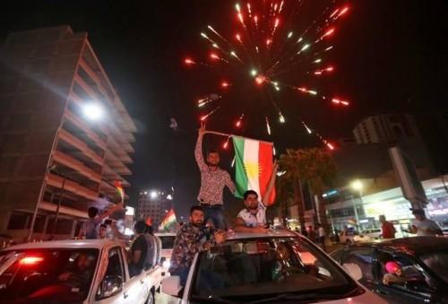 Iraqi Kurds count referendum votes