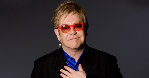 Elton John - I am very sad to be losing the Georgia shows...So will see you all very soon