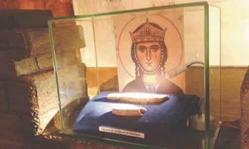 ქეთევან დედოფლის წმინდა ნაწილებს ინდოეთიდან 23 სექტემბერს ჩამოიტანენ