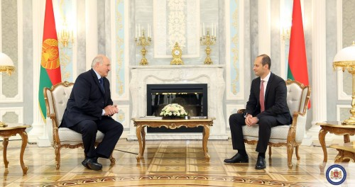 Georgian Foreign Minister thanks President of Belarus for support in fighting against fire