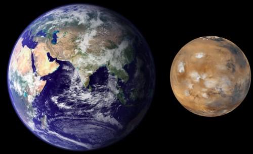 როგორ წარმოიქმნა დედამიწა და მარსი — ახალი კვლევის აქამდე უცნობი შედეგები