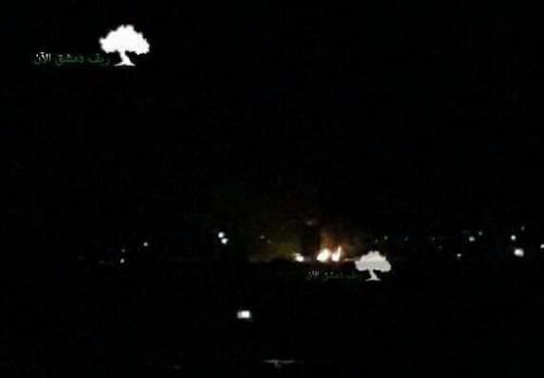 მედიის ინფორმაციით, ისრაელის სამხედრო ავიაციამ დამასკოს აეროპორტის მიმდებარე ტერიტორია დაბომბა