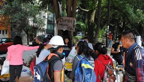 მექსიკაში მიწისძვრის შედეგად დაღუპულთა რიცხვი 273-მდე გაიზარდა