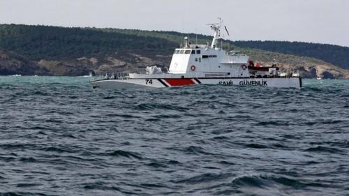 თურქეთის სანაპიროებთან ნავის გადაბრუნების შედეგად, სულ მცირე 4 მიგრანტი დაიღუპა
