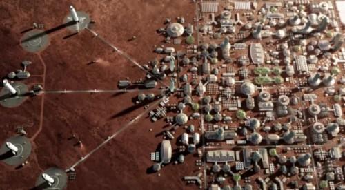 ელონ მასკმა მარსის კოლონიზაციის ახალი, საოცარი გეგმა წარმოადგინა