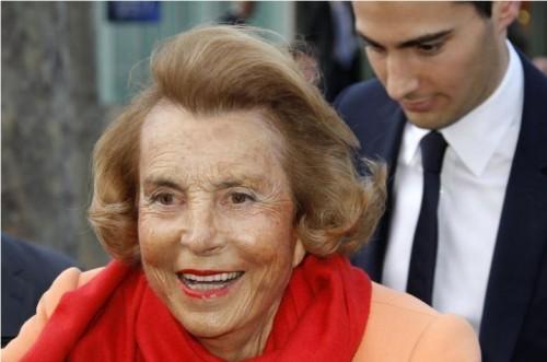 მსოფლიოს უმდიდრესი ქალი ლილიან ბეტანკური გარდაიცვალა