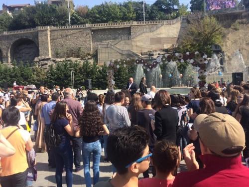 თბილისში მეცნიერებისა და ინოვაციების საერთაშორისო ფესტივალი გაიხსნა