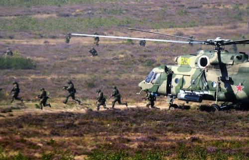 რუსეთსა და ბელარუსში მასშტაბური სამხედრო სწავლება იწყება