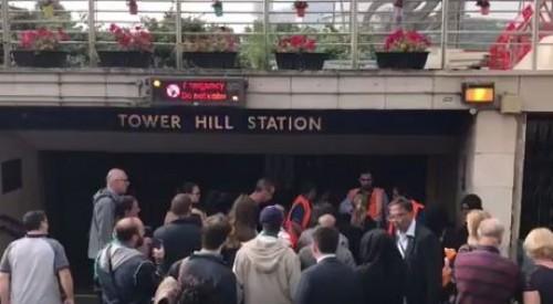 ლონდონის მეტროში აფეთქება მოხდა, მიმდინარეობს ევაკუაცია [ვიდეო]
