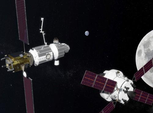 NASA  და რუსეთი ისტორიაში პირველ მთვარის სადგურს ერთობლივად ააშენებენ