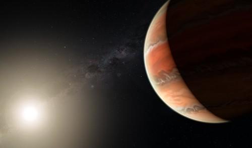 გიგანტურ, ცხელ პლანეტაზე ტიტანი აღმოაჩინეს