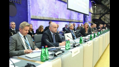 EU Foreign Ministers stress urgency in building anti-terrorism mechanism