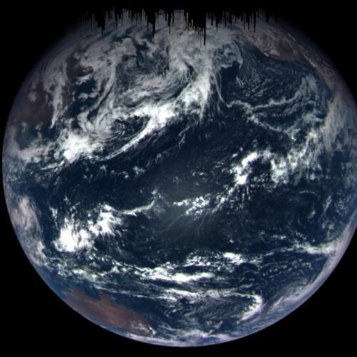 ასტეროიდისკენ გაგზავნილმა NASA-ს ხომალდმა დედამიწას საუცხოო ფოტო გადაუღო
