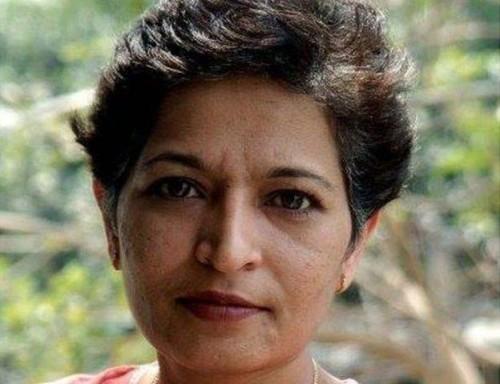 ინდოეთში ცნობილი ჟურნალისტი გაური ლანკეში მოკლეს