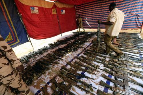 საერთაშორისო უფლებადამცველი ორგანიზაცია Amnesty International-ი უკრაინას სამხრეთ სუდანისთვის იარაღის უკანონო მიწოდებაში ადანაშაულებს