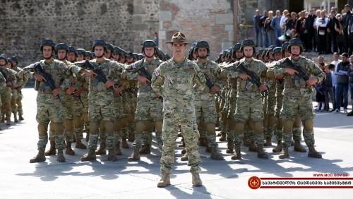 საქართველოს შეიარაღებულ ძალებს 231 სამხედრო მოსამსახურე შეემატა
