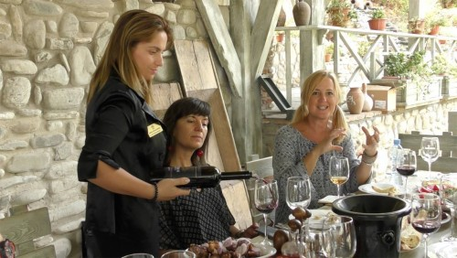 ჯული პეტერსონი - ქართული ღვინის მიმართ ინტერესი აშშ-ს ბაზარზე მზარდია