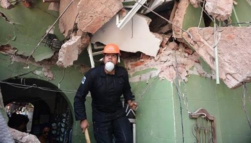 მექსიკაში მიწისძვრის შედეგად დაღუპულთა რიცხვი 286-მდე გაიზარდა