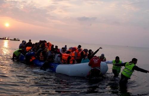 91 illegal migrants captured in western Turkey's Aydın, Izmir