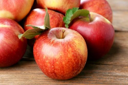 სკოლებში ვაშლების დარიგება მომდევნო კვირიდან დაიწყება