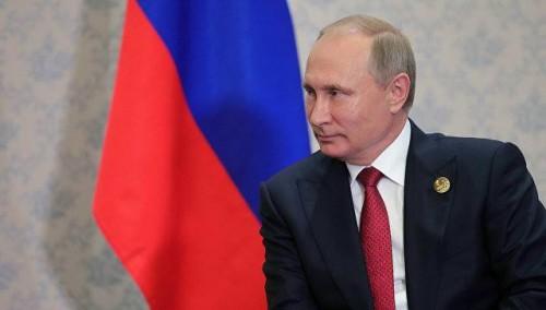 Donald Trump 'Not My Bride,' Vladimir Putin Says