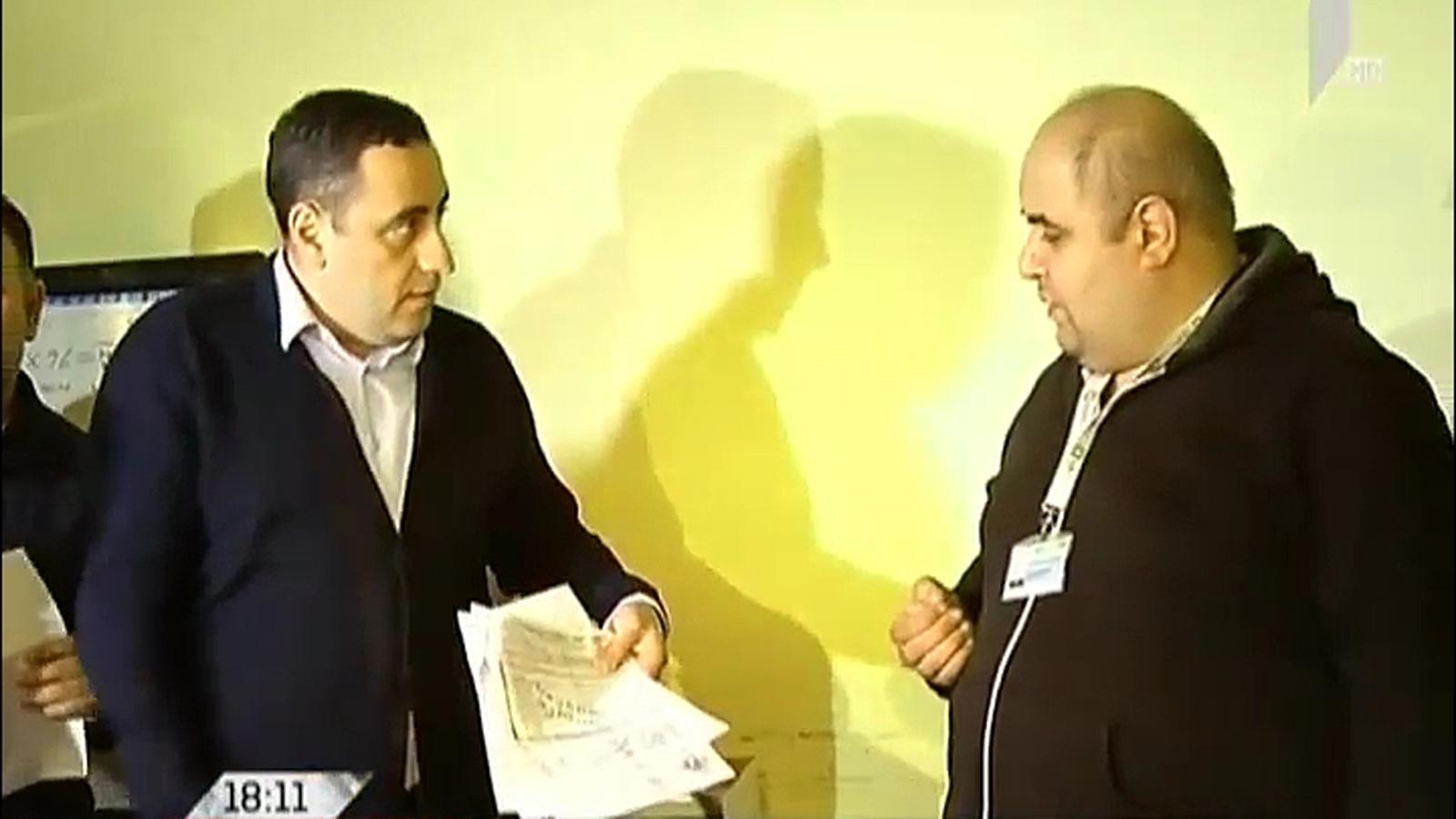 """""""ახალი საქართველოს"""" ლიდერი გიორგი ვაშაძე სასამართლოსთვის მიმართვას გეგმავს"""