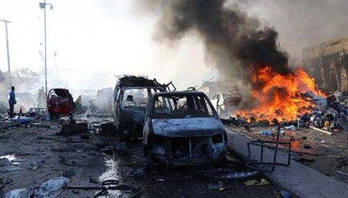 Bomb Attack in Mogadishu Kills 231