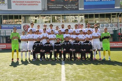 """""""საბურთალოს"""" 19 წლამდელთა გუნდი ახალგაზრდული ჩემპიონთა ლიგის გათამაშების შემდგომ ეტაპზე გავიდა"""