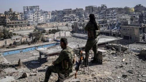 ფარული საფრთხე - ე.წ. ისლამური სახელმწიფოს მებრძოლები სახლში ბრუნდებიან