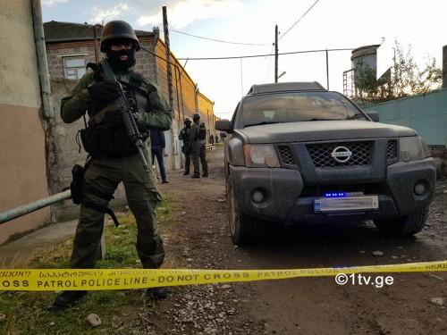 Special Operation is underway in Kvemo Kartli